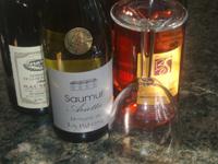 différents vins rouges